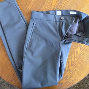 GAP skinny high rise dress pants 2